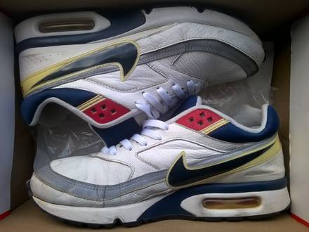"Nike Air Max BW ""Olympic"" OG CW USA Patriots Vintage - photo 1/5"