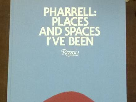 Pharrell: Places and Spaces I've Been (Inglese) Copertina rigida. Rizzoli Edt. - photo 1/3