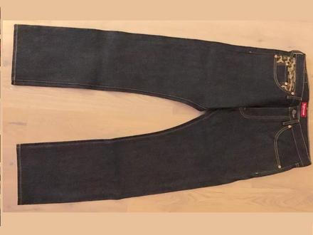 Supreme X Levi's 505 Jeans - photo 1/6