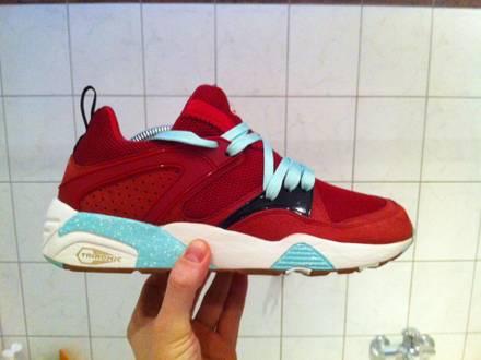 Puma BOG <strong>Bloodbath</strong> x Sneaker Freaker - photo 1/8