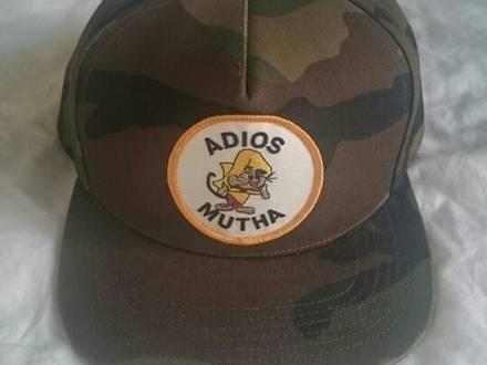 Supreme Adios Mutha camo hat - photo 1/5