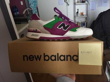 """New balance 577 x size? """"The fruit"""" - photo 1/3"""