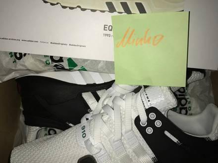 Adidas EQT ADV 910 US 7.5 - photo 1/5