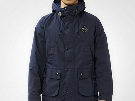 Nike FCRB FC Real Bristol Tour Jacket - photo 1/4