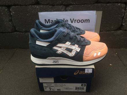 US 7.5 - Ronnie Fieg x Asics Gel-Lyte III 'Salmon Toe' - photo 1/6