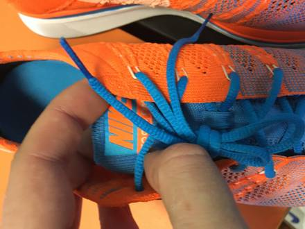Nike flyknit trainer SAMPLE (diffenret form normal release) - photo 1/4