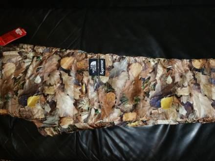 Supreme®/The North Face® Nuptse Pant Size L - Leaves - photo 1/6