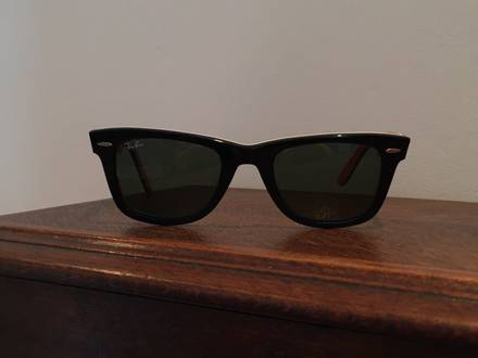 LIMITED EDITION - RAY-BAN WAYFARER - RARE PRINTS - photo 1/7