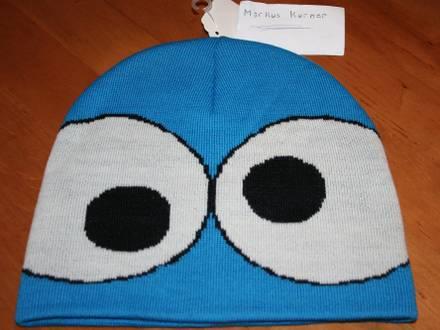 "2008 Alife x Kangol ""Bugged"" Beanies Color Blue - photo 1/4"