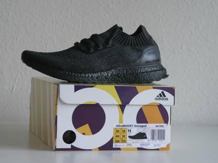Adidas Ultraboost Uncaged Triple Black US 10,5 - photo 1/3