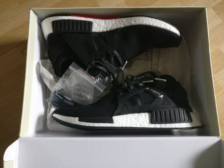 Adidas NMD_XR1 MASTERMIND JAPAN - photo 1/4