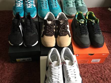 MULTIPLE SNEAKERS FOR SALE! - photo 1/7