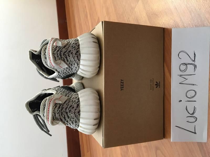 adidas yeezy boost 350 size 7us turtle - photo 7/7