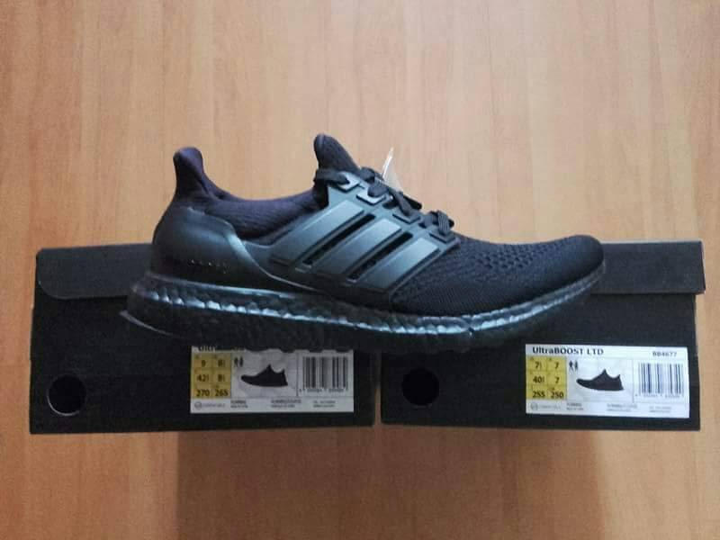 ef6a66dd872 Adidas Ultra Boost  Triple White  Restocks at Champs   Eastbay ...