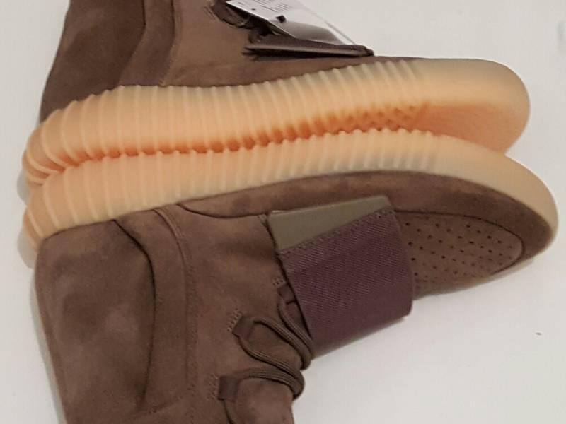 Adidas Yeezy Boost 750 Choco us 8.5 / 42 eu - photo 5/5