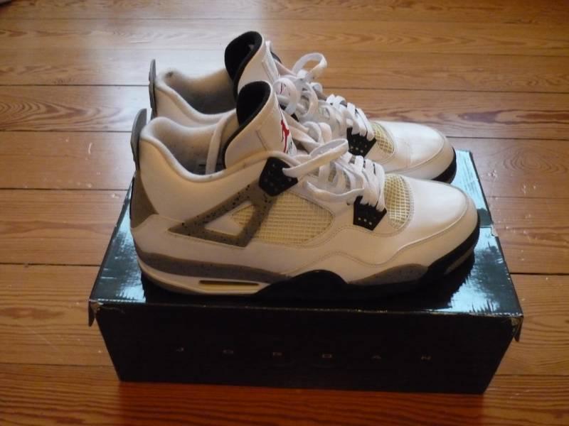 Jordan 4 Cement - photo 5/6