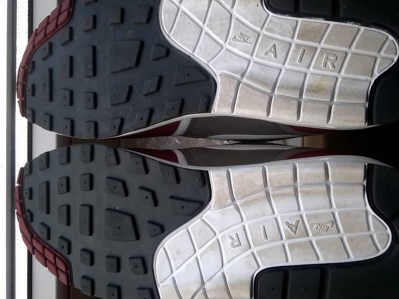 """Nike Air Max 1 """"Essential"""" (Burgundy) - photo 3/3"""
