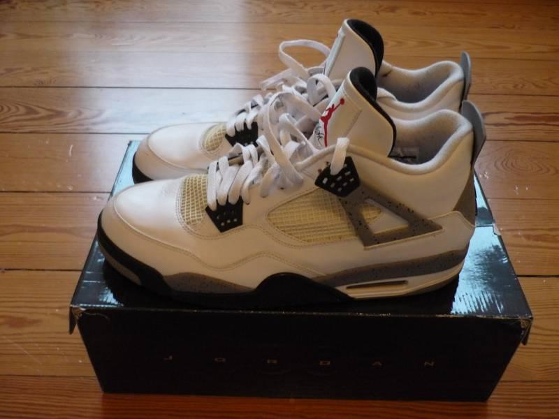 Jordan 4 Cement - photo 4/6