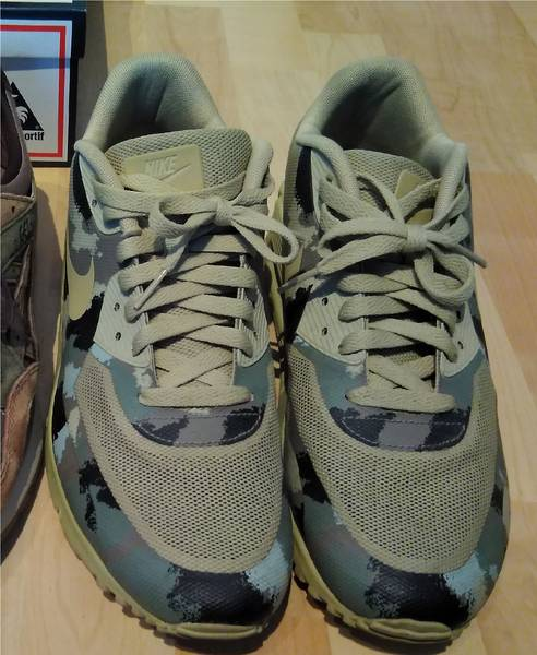 Nike Air Max AM 90 Hyperfused Camo Italy - photo 1/5