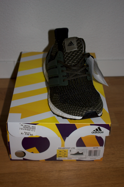 Adidas Ultra Boost 3.0 LTD Trace Cargo (# 1080673) from Daniel at