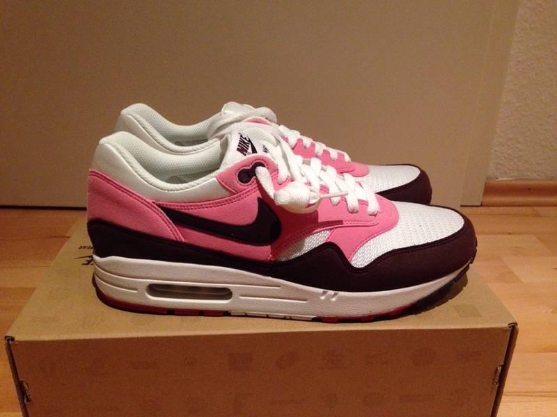 official photos 083d9 389e3 ... Nike Air Max 1 WMNS Pink Cooler Maragony - photo 34 ...
