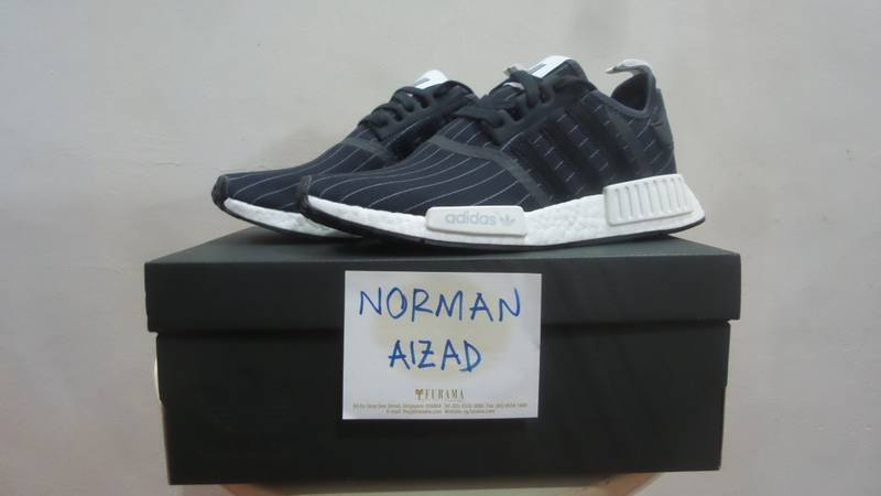 adidas BB2884 NMD R1 Glitch Camo Pack Low Mens Running Shoe