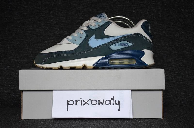 7ee5286101a ... sale nike air max 90 footlocker exclusive navy blue french 7us photo 55  5a139 681d2