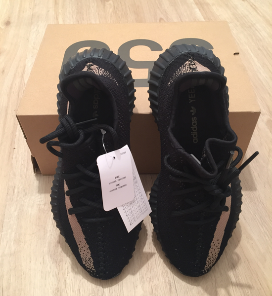 Black Green BY 9611 Yeezy Boost 350 V 2 1: 1 Quality_Top Sport
