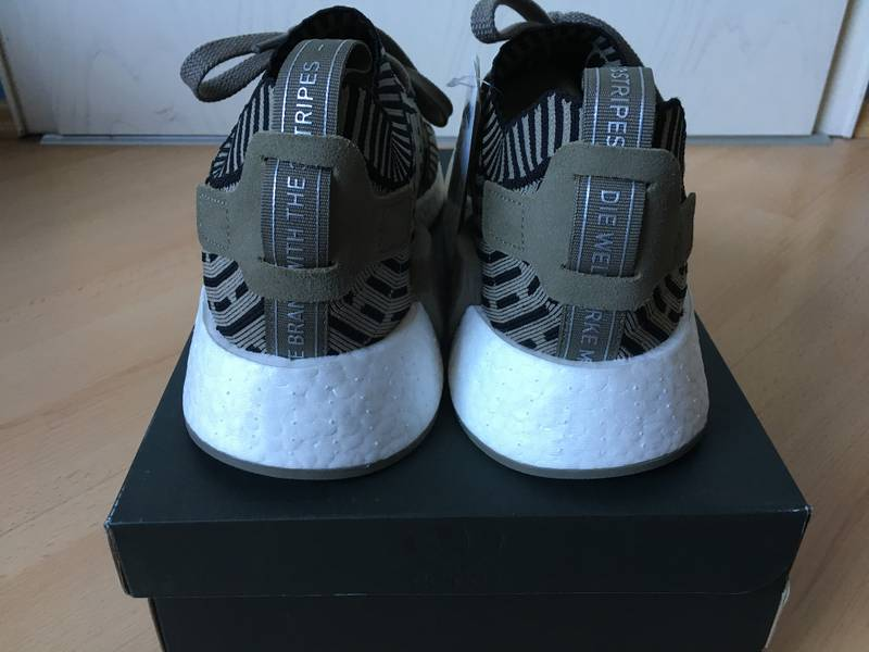 adidas NMD R2 Primeknit Shadow Knit Sneaker Urban Outfitters