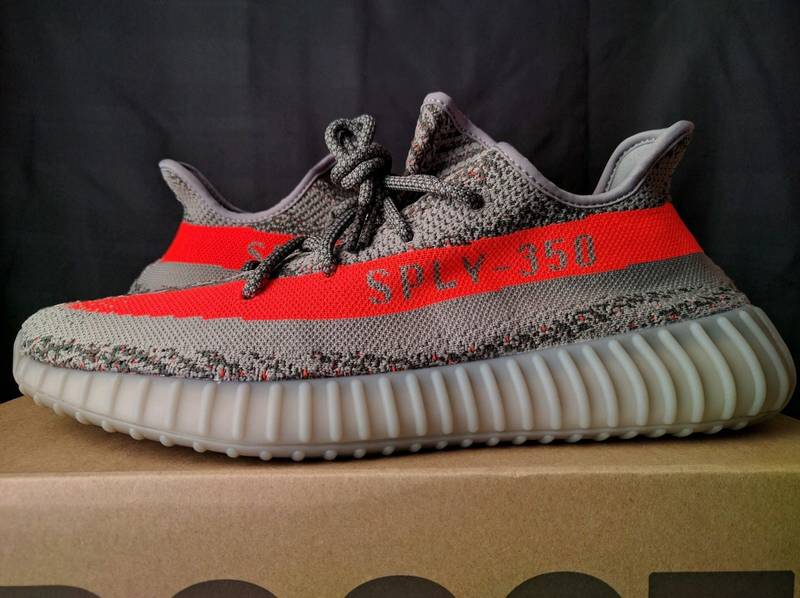 Unboxing Video Yeezy Boost 350 V2 Grey /Beluga