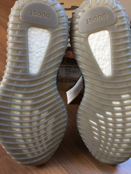Adidas Yeezy Boost 350 Oxford Tan Sz 9 AQ2661 W Receipt