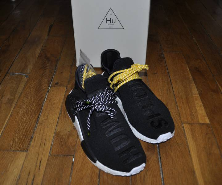 Bb0616 adidas Pharrell Williams HU Race NMD Human Race UK 9.5