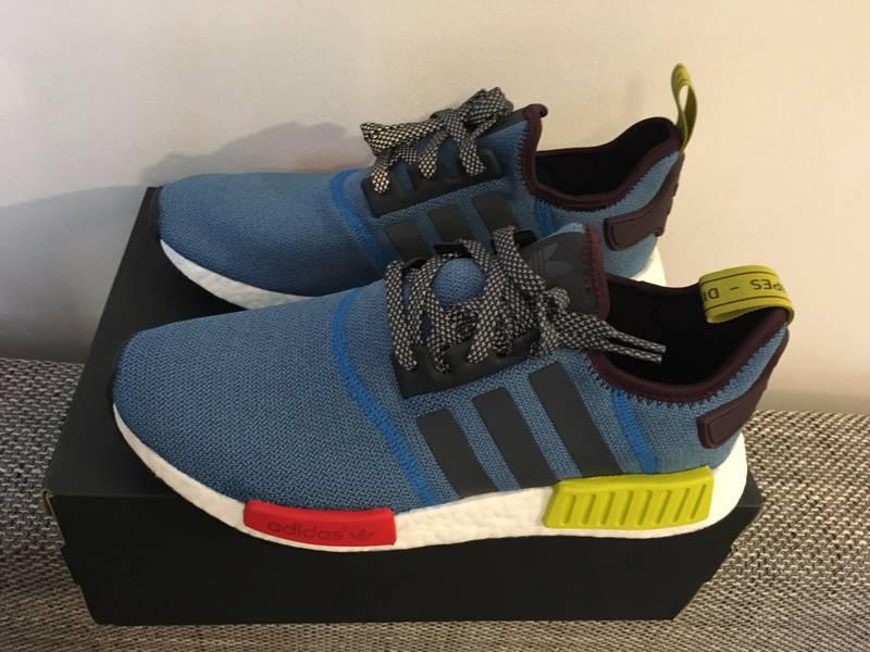 Custom Made Gucci X Adidas Nmd Small Bee Black . NMD R1 Gucci