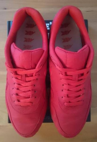 Nike Air Max 1 Attack Pack Red - photo 2/4