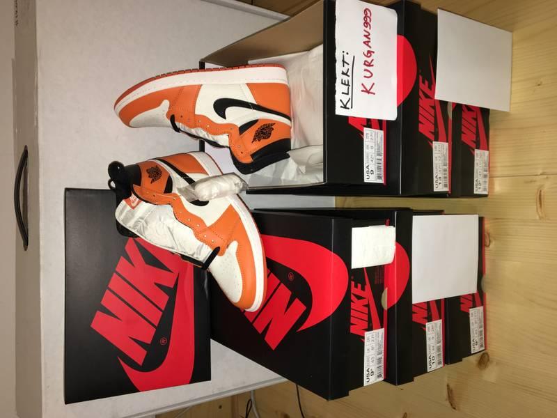 Nike Air Jordan Shattered Reverse Backboard SBB 1, yeezy, retro, banned, doernbecher,bin,royal - photo 1/4