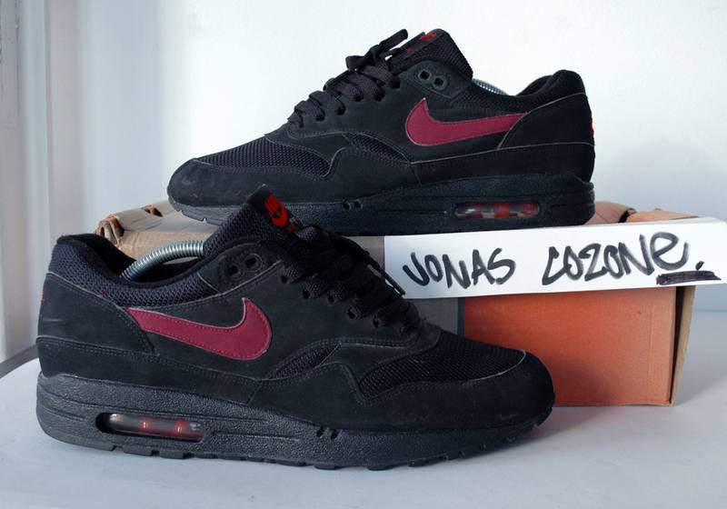 ad50fd2085 ... Nike Air Max 1 Pimento 2004 patta parra atmos greystone ...