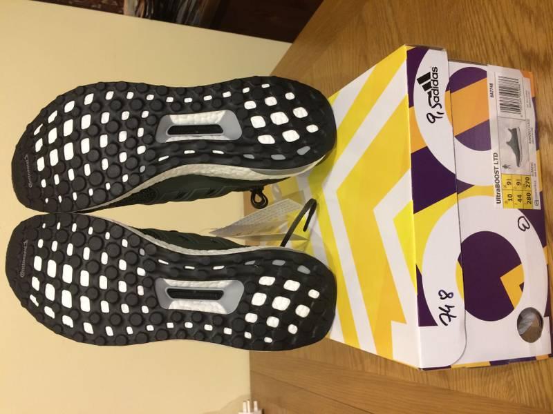 adidas Originals Ultra Boost Sneakers In Black BB3909 Asos