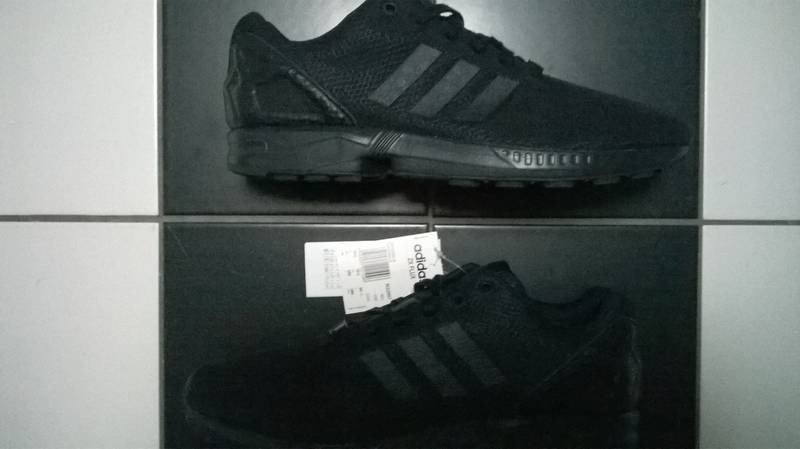 size 40 69a69 442e8 where to buy new style adidas zx flux triple black kanye west photo 7 8  dc8a7