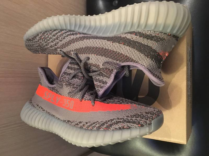 Yeezy Boost 350 v2 Beluga Solar Red Review On Feet