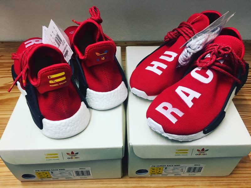 Cheap Adidas NMD Chukka Red Suede Gan Ban