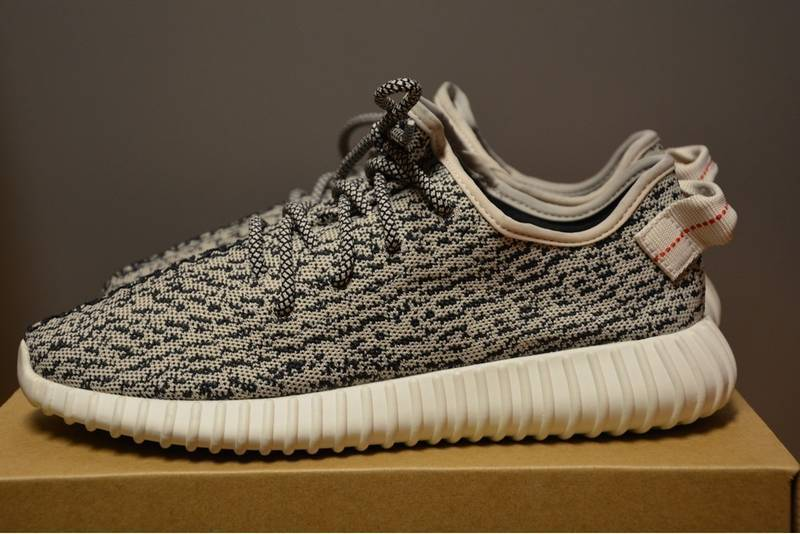 961a5a0f Adidas Yeezy 350 Boost Low Kanye West Turtle Dove Blue
