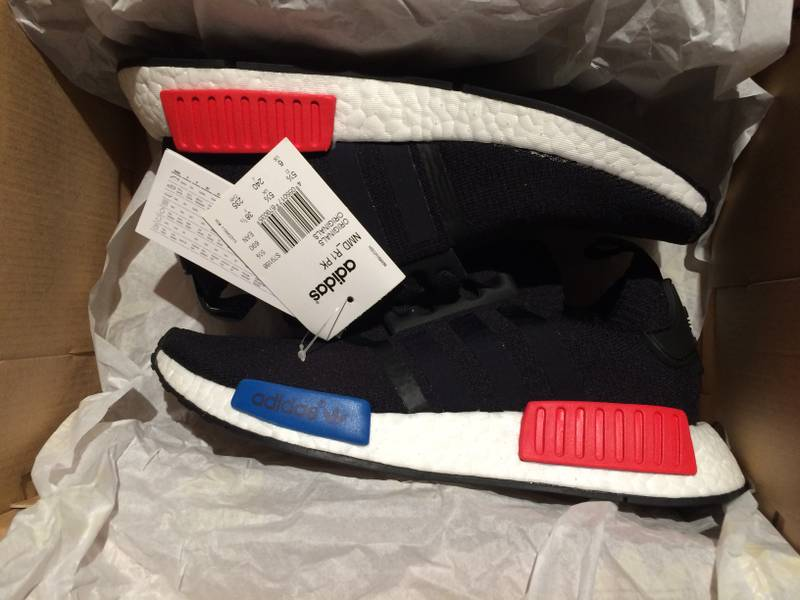 Adidas NMD og pk r1 38 2/3 us 6 - photo 3/3