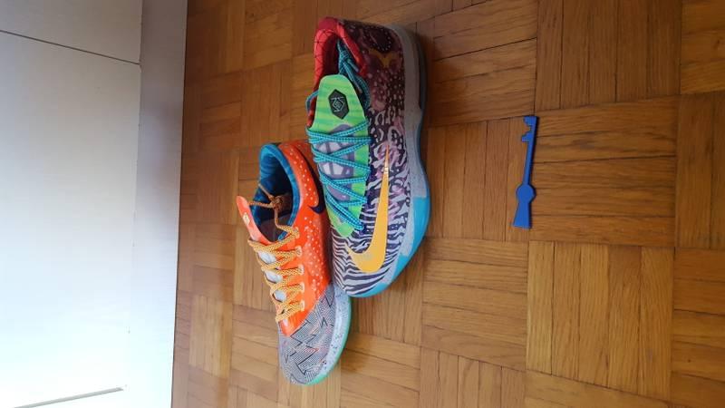 Nike KD 6 Premium What The - photo 1/4