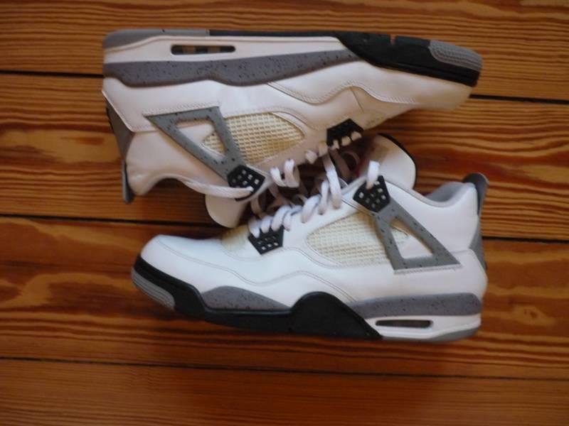 Jordan 4 Cement - photo 3/6