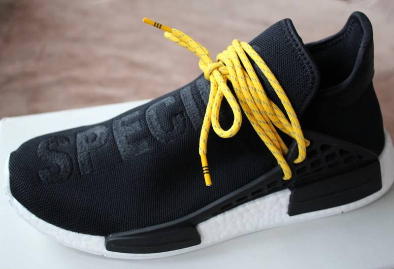 b104c91dd4e5d Adidas NMD Pharrell Human Race Trail Multicolor Size UK Size 10