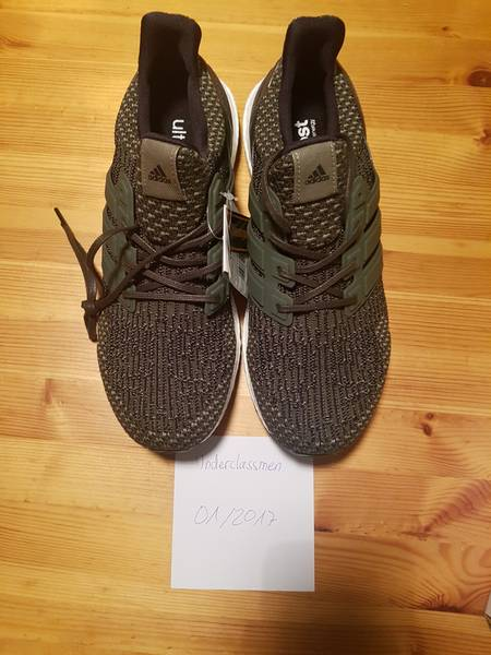 Adidas x Reigning Champ Ultra Boost 3.0 [US 8.5] [Fits US 9] Men's