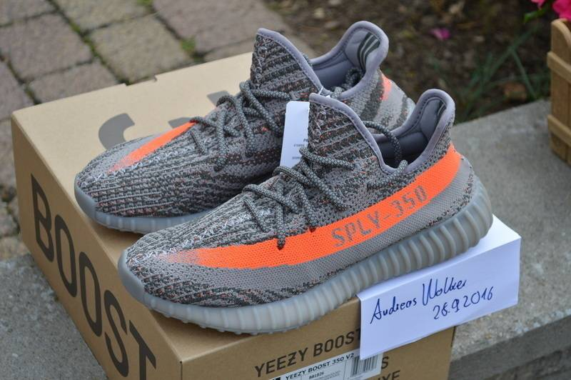 adidas Yeezy 350 V2 Boost Low SPLY Kanye West Beluga Bb1826