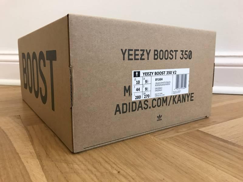 Adidas Yeezy Boost 350 Pirate Black BB5350 Size 10.5 100 Yeezy