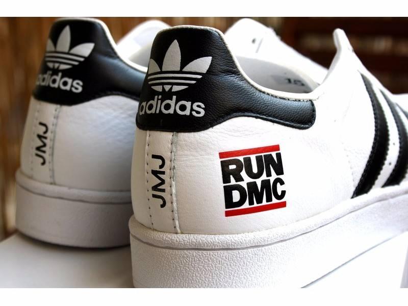 san francisco dee05 e38a7 adidas superstar run dmc 35th anniversary