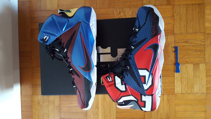 Nike Lebron XII 12 SE What the Lebron - photo 5/5